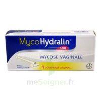 Mycohydralin 500 Mg, Comprimé Vaginal à LORMONT