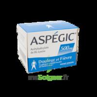 Aspegic 500 Mg, Poudre Pour Solution Buvable En Sachet-dose 20 à LORMONT