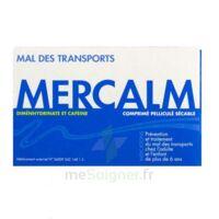 Mercalm, Comprimé Pelliculé Sécable à LORMONT
