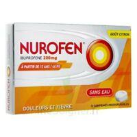 Nurofen 200 Mg, Comprimé Orodispersible à LORMONT