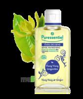 Puressentiel Bien-être Huile De Massage Bio** Eveil Des Sens - Ylang Ylang - Gingembre - 100 Ml à LORMONT