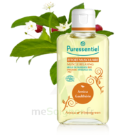 Puressentiel Articulations & Muscles Huile De Massage Bio** Effort Musculaire - Arnica - Gaulthérie - 100 Ml à LORMONT