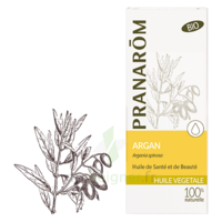Pranarom Huile Végétale Bio Argan 50ml à LORMONT