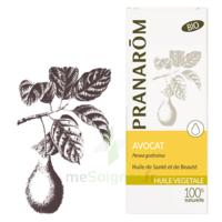 Pranarom Huile Végétale Bio Avocat à LORMONT