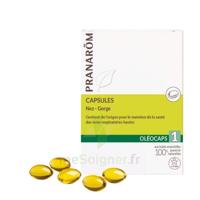 Pranarom Oleocaps 1 Caps Nez Gorge Oreilles à LORMONT