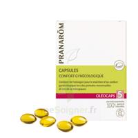 Pranarom Oleocaps 5 Caps Confort Gynécologique & Urinaire à LORMONT