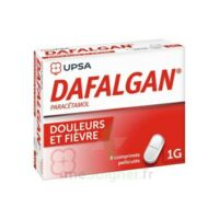 Dafalgan 1000 Mg Comprimés Pelliculés Plq/8 à LORMONT