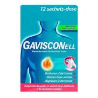 Gavisconell Suspension Buvable Sachet-dose Menthe Sans Sucre 12sach/10ml à LORMONT