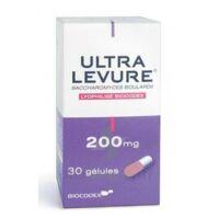 Ultra-levure 200 Mg Gélules Fl/30 à LORMONT