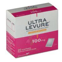 Ultra-levure 100 Mg Poudre Pour Suspension Buvable En Sachet B/20 à LORMONT