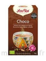 Yogi Tea Tisane AyurvÉdique Choco Bio 17sach/2g à LORMONT