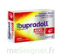 Ibupradoll 400 Mg Caps Molle Plq/10 à LORMONT