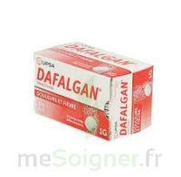Dafalgan 1000 Mg Comprimés Effervescents B/8 à LORMONT