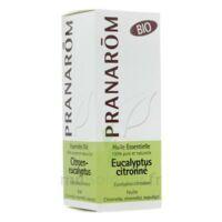 Huile Essentielle Eucalyptus Citronne Bio Pranarom 10 Ml à LORMONT