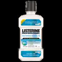 Listerine Professionnel Bain Bouche Traitement Sensibilité 500ml à LORMONT