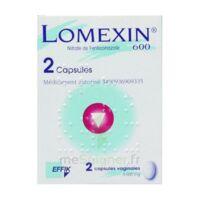 Lomexin 600 Mg Caps Molle Vaginale Plq/2 à LORMONT