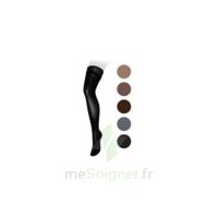 Bas Autofixant Femme Microtrans -  Classe 2 Veinax Long T2 Cuisse Normale Noir à LORMONT