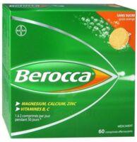Berocca Comprimés Effervescents Sans Sucre T/60 à LORMONT