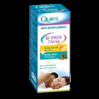 Quies Bi-pack 2 Sprays Buccal Et Nasale Anti-ronflement à LORMONT