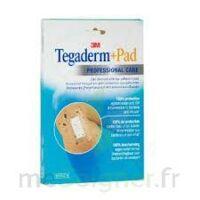 Tegaderm + Pad, 9 Cm X 15 Cm , Bt 5 à LORMONT
