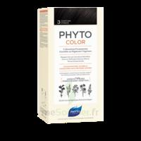 Phytocolor Kit Coloration Permanente 3 Châtain Foncé à LORMONT