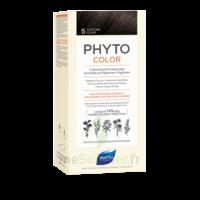 Phytocolor Kit Coloration Permanente 5 Châtain Clair à LORMONT
