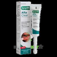 Gum Aftaclear Gel Aphtes Lésions Buccales 10ml à LORMONT
