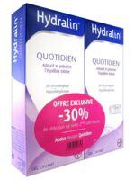 Hydralin Quotidien Gel Lavant Usage Intime 2*200ml à LORMONT
