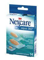 Nexcare Aqua 360° Pansements 3 Tailles B/14 à LORMONT