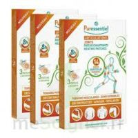 Puressentiel Articulations Et Muscles Patch Chauffant 14 Huiles Essentielles Lot De 3 à LORMONT