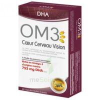 Om3 Dha Coeur Cerveau Vision Caps B/60 à LORMONT