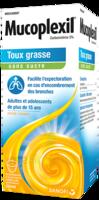 Mucoplexil 5 % Sirop édulcoré à La Saccharine Sodique Sans Sucre Adulte Fl/250ml à LORMONT