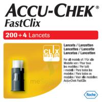 Accu-chek Fastclix Lancettes B/204 à LORMONT
