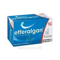 Efferalganmed 1 G Cpr Eff T/8 à LORMONT