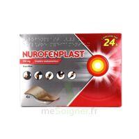 Nurofenplast 200 Mg Emplâtres Médicamenteux 4 Sachets à LORMONT