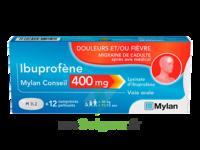 Ibuprofene Mylan Conseil 400mg, Comprimés Pelliculés à LORMONT
