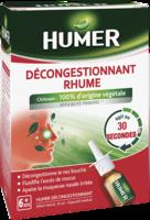 Humer Décongestionnant Rhume Spray Nasal 20ml à LORMONT