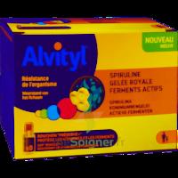 Alvityl Resist Solution Buvable 8 Fioles à LORMONT