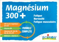 Boiron Magnésium 300+ Comprimés B/80 à LORMONT