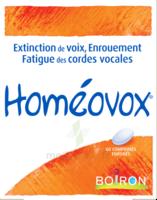 Boiron Homéovox Comprimés à LORMONT
