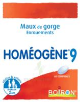 Boiron Homéogène 9 Comprimés à LORMONT