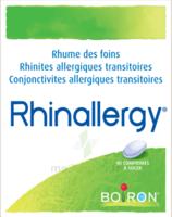 Boiron Rhinallergy Comprimés B/40 à LORMONT