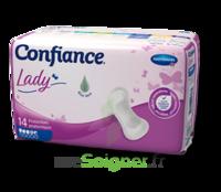 Confiance Lady Protection Anatomique Incontinence 4 Gouttes Sachet/14 à LORMONT