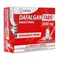 Dafalgantabs 1 G Cpr Pell Plq/8 à LORMONT