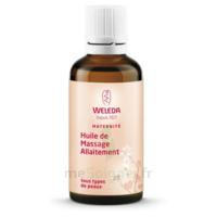 Weleda Huile De Massage Allaitement 50ml à LORMONT